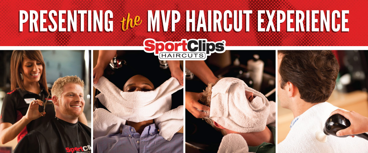 The Sport Clips Haircuts of Pewaukee MVP Haircut Experience